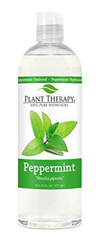 Plant Therapy Peppermint Hydrosol. (Flower Water