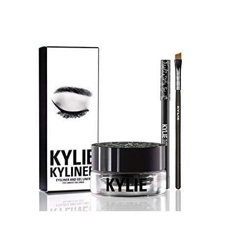 KYLIE KYLINER Eyeliner and Gel Liner Set Black by Kylie Cosmetics