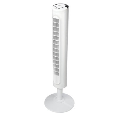 Kaz Inc. Honeywell - Comfort Control Tower Fan - White