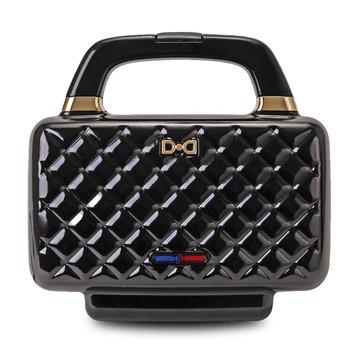 DASH™ Kitchen Couture Sandwich Maker in Black