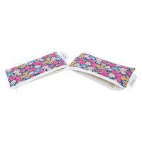 Itzy Ritzy Snack Happens Mini Bag, 2-Pack Posy Pop - Itzy Ritzy Diaper Bags & Accessories