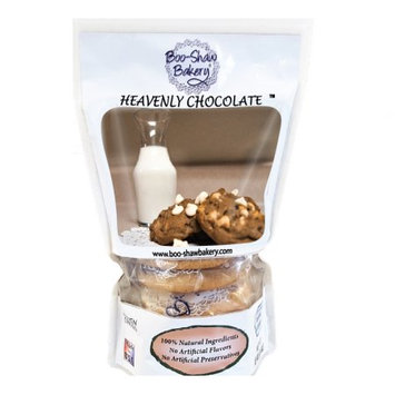 Boo-shaw Bakery Inc. Boo-Shaw Bakery All Natural Individually Wrapped Heavenly Chocolate Cookies