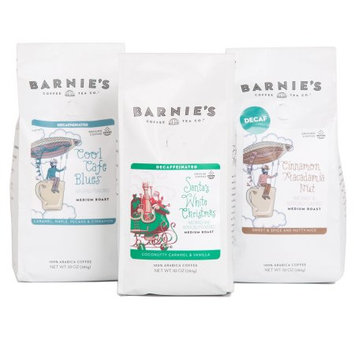 Barnie's Coffee & Tea Co. Barnie's Decaf Trio