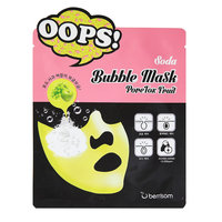 Berrisom Oops! Soda Bubble Mask - PoreTox Fruit, Multicolor