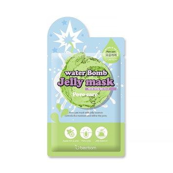 Berrisom Water Bomb Jelly Mask - Pore Care, Multicolor