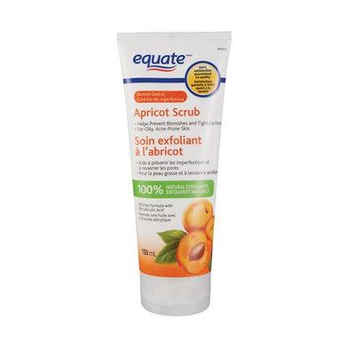 Equate Blemish Control Apricot Scrub