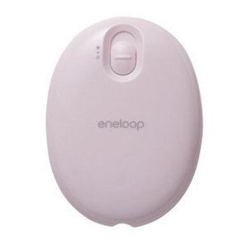Sanyo Eneloop Kairo Rechargeable Portable Electric Hand Warmer Pink