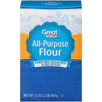 Great Value All-Purpose Flour, 32 oz