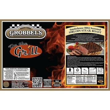 Grobbel's Smokehouse BBQ Sirloin Steak Roast (Tri-Tip) (Small)
