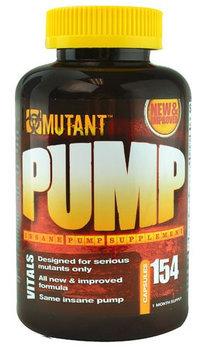 Mutant PUMP Muscle Pump 154 Capsules