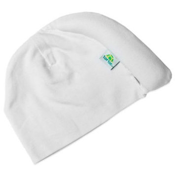 Tortle Products Llc Tortle Repositioning Beanie - White - Medium, Infant Unisex