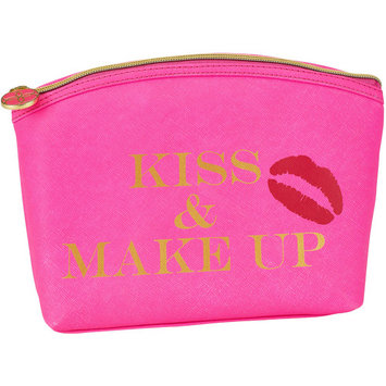 Candie Couture Kiss & Make Up Jumbo Domed Cosmetic Pouch