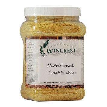 Large Nutritional Yeast Flakes - 1.5 Lb Economy Size