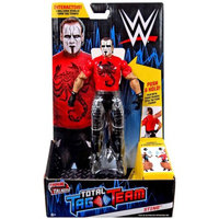 WWE Tough Talkers Total Tag Team Sting Action Figure