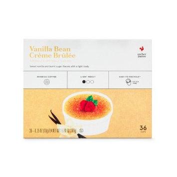 Vanilla Bean Crème Brulee Keurig K-Cups - 36ct/12.70oz - Archer Farms™