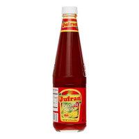 Jufran Banana Sauce - Hot Red Box (Large), 20 Ounce