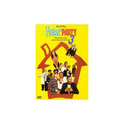 House Party 3 [dvd] (new Line Home Video)
