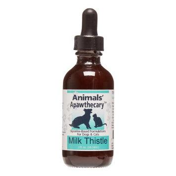 Animals' Apawthecary Tinctures Milk Thistle, 2 Oz