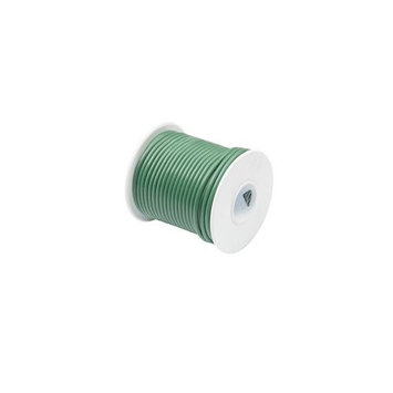 Del City Green Thrifty Spool of 16 Gauge Primary Electrical Wire, 35 Feet