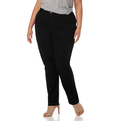 Seamed Ankle Pant