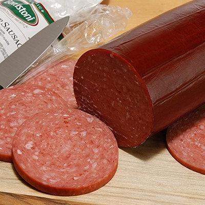 Battistoni All Beef Summer Sausage, 10oz