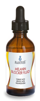 Health Pharmacy Lab 2 of the Health Pharm Melanin Blocker W/Melanostatins Ursolic & Vanillic Acid 120ml