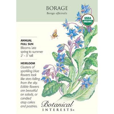 Borage Seeds - 1 gram - Organic