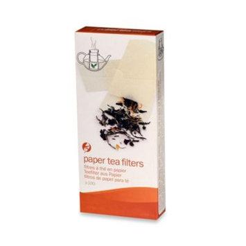 Adagio Teas Paper Filters 100-pk