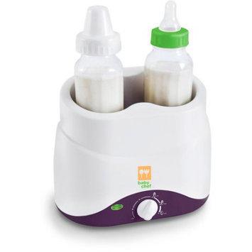 Baby Chef Double Duty Bottle Warmer