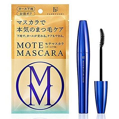 Flowfushi Mote Mascara Mascara Repair Base Blue (Curl Base)