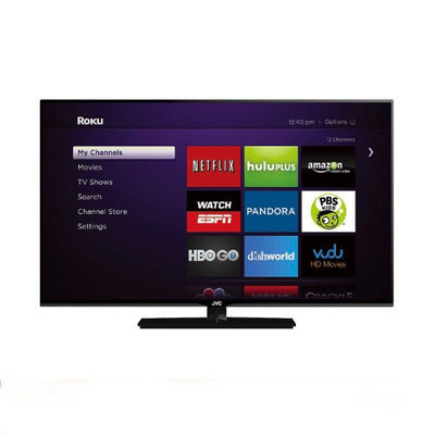 42in JVC LED 1080p 120Hz HDTV