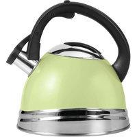 Wilton Brands Wave Tea Kettle 2.5qt Fern Grn
