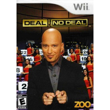 Zoo Games Deal or No Deal - PRE-OWNED - Nintendo Wii