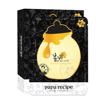 Papa Recipe Bombee Black Honey Mask Pack â Pack of 10 Masks