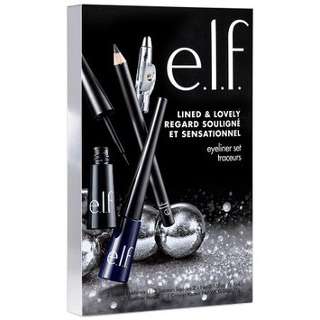 J.a. Cosmetics Us, Inc. e.l.f. Lined & Lovely Eyeliner Set