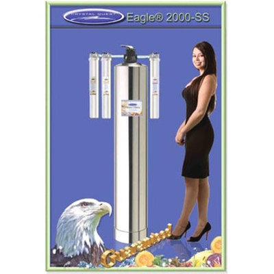 Crystal Quest CQE-WH-02107 Filter System Plus