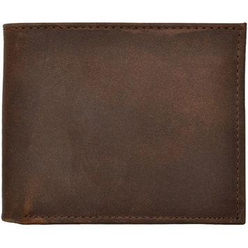 3D Brown Basic Bifold Wallet 27W1022