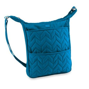Lug Compass Shoulder Pouch Ocean - Lug Fabric Handbags