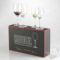 Riedel 2+2=3+1 Wine Glasses