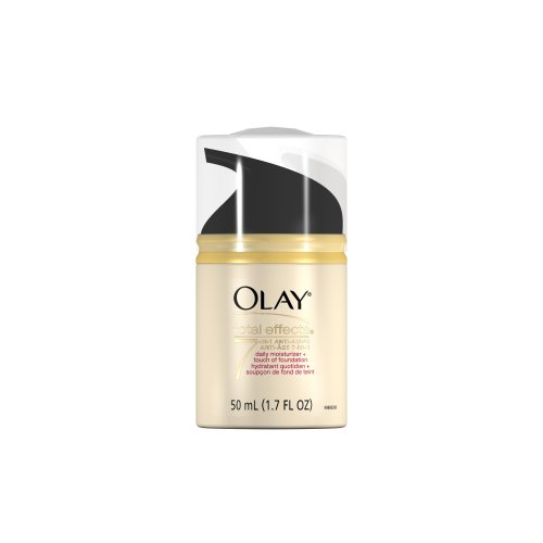 Olay CC Cream Total Effects Daily Moisturizer plus Touch of Foundation