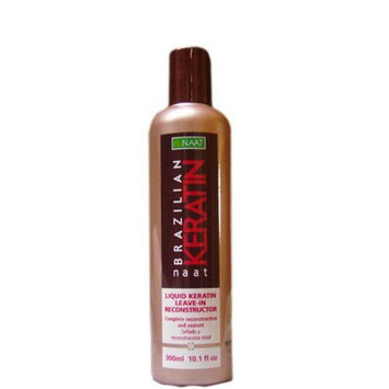 Nunaat Brazilian Keratin Liquid Keratin Leave In Reconstructor