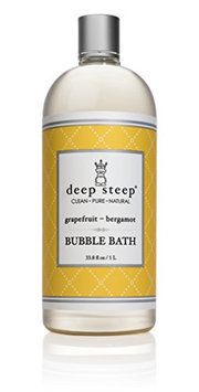 Deep Steep Liter Bubble Bath