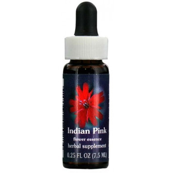 Indian Pink Dropper, 0.25 oz, Flower Essence Services