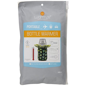 Warmze Bottle Warmer Kit, Large, 8-11 Ounce