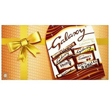 Mars Galaxy Collection Selection Box -255g