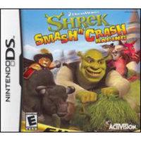 NinDS - Shrek: Smash and Crash
