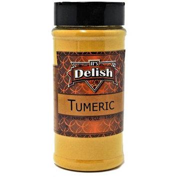 Turmeric by Its Delish, 6 oz Medium Jar