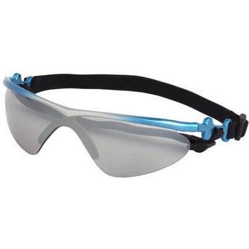 Doggles SGRBLG-04 K9 Optix Rubber large Blue Gradient Frame-Smoke Lens
