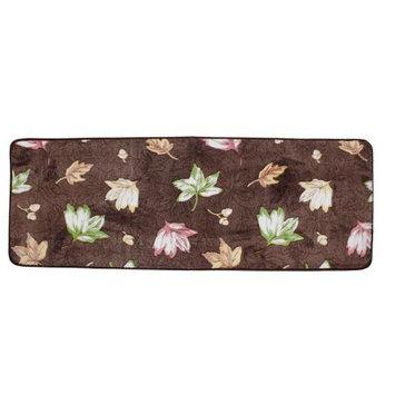 Home Outdoor Nonslip Maple Pattern Mat Scrape Doormat 47