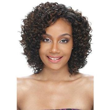 BLUE DEEP 3PCS (P4/27) - Model Model Pose Pre-Cut Human Hair Mastermix Weave Extension